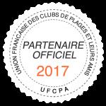 badge UFCPA Partenaire 2017